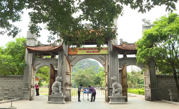 Ninh Bình: Các khu, điểm du lịch tạm dừng đón khách từ ngày 7/5