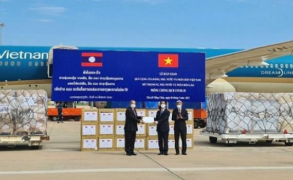 Tổng Bí thư, Chủ tịch nước Lào gửi Thư cảm ơn Tổng Bí thư và Chủ tịch nước ta