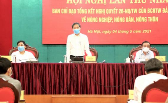 Tổng kết thực hiện Nghị quyết 26, mở ra thời kỳ mới phát triển 'tam nông'