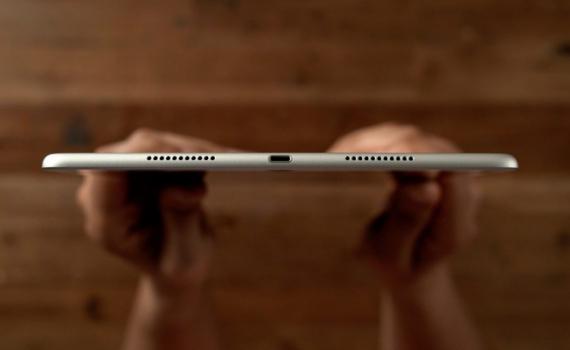 Apple loại bỏ cổng Lightning cho iPad Air 4 mới