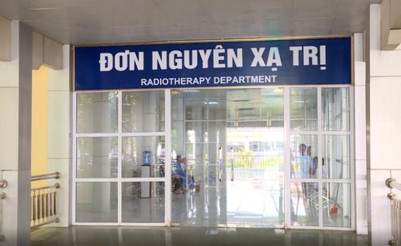 Bệnh viện Đa khoa tỉnh Ninh Bình triển khai xạ trị cho bệnh nhân ung thư
