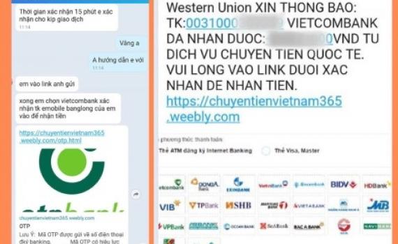 Cảnh báo thủ đoạn mới lừa đảo chiếm đoạt tài sản của người bán hàng online