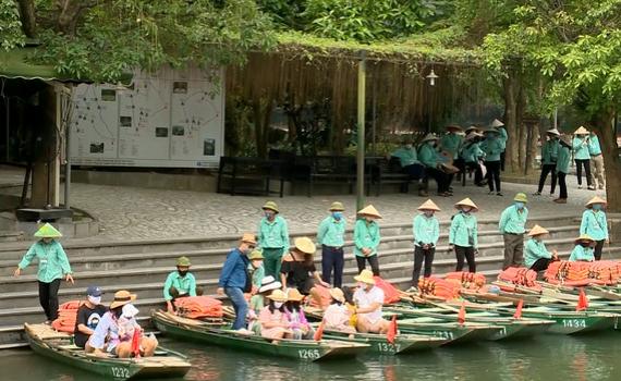 Nỗ lực vượt khó của ngành Du lịch Ninh Bình trong mùa thấp điểm