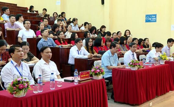Bế giảng lớp bồi dưỡng tiếng Anh cho cán bộ, công chức, viên chức tỉnh Ninh Bình khóa II