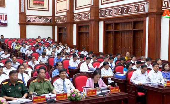 Bế mạc Kỳ họp thứ 19, HĐND tỉnh Ninh Bình khóa XIV