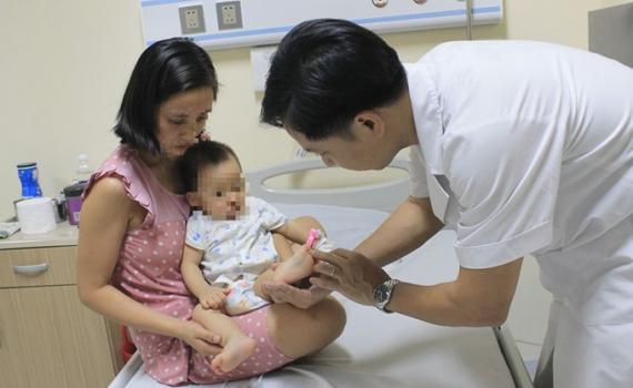 Bộ Y tế yêu cầu tăng cường theo dõi, phát hiện, điều trị kịp thời bệnh tay chân miệng