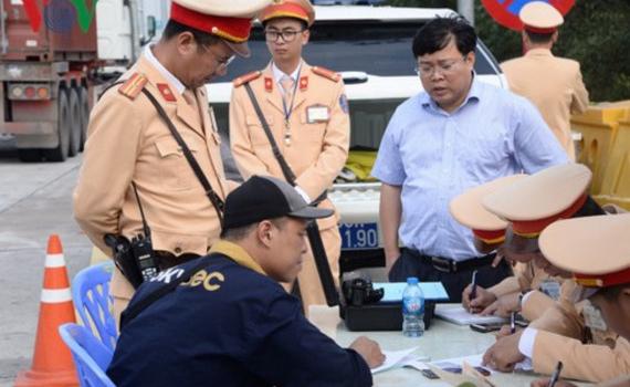 Gần 700 lái xe dương tính với chất ma túy bị phát hiện, xử lý