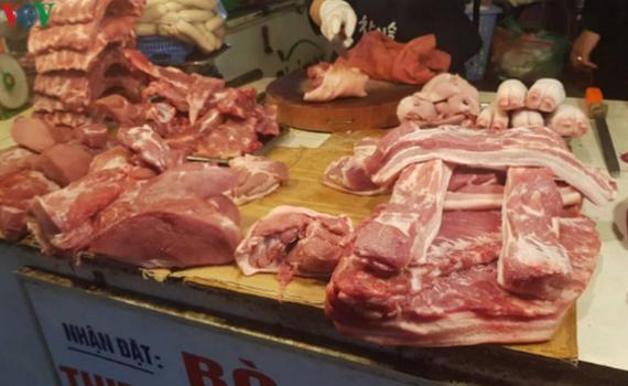 Giá thịt lợn chi phối kịch bản lạm phát năm 2020