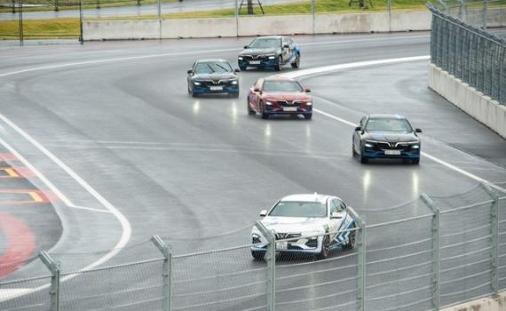 Ngày 25/7, khởi tranh giải đua ô tô thể thao tại Ninh Bình