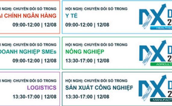 """""""Ngày chuyển đổi số Việt Nam 2020"""" sẽ diễn ra vào giữa tháng 8 tới"""