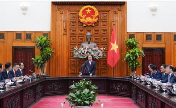 Thủ tướng: Việt Nam mong muốn thu hút thêm các nhà đầu tư Hàn Quốc
