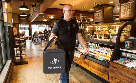 Uber mua lại thương hiệu giao đồ ăn Postmates với giá 2,65 tỷ USD