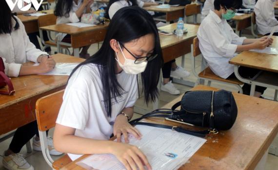 26.308 thí sinh không thể dự thi tốt nghiệp THPT do dịch Covid-19