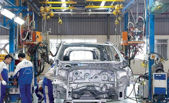 Gia hạn nộp thuế tiêu thụ đặc biệt đối với ô tô sản xuất, lắp ráp trong nước