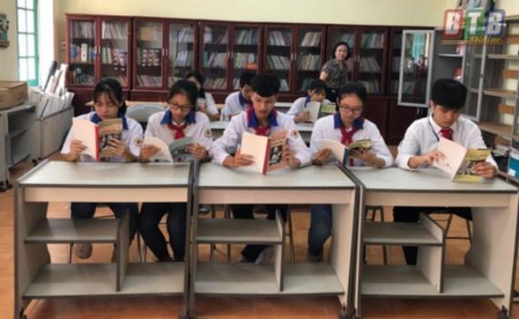 Tiếp tục lan tỏa văn hóa đọc trong cộng đồng