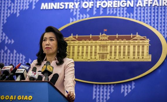 """Trung Quốc đưa máy bay ném bom ra Hoàng Sa là """"vi phạm chủ quyền Việt Nam"""""""