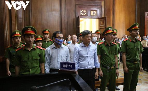 Bị cáo Nguyễn Thành Tài bị tuyên 8 năm tù