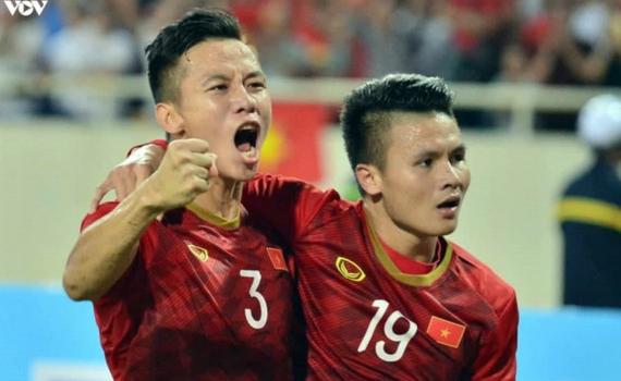 ĐT Việt Nam nới rộng khoảng cách với Thái Lan trên BXH FIFA