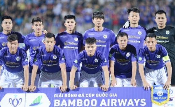 """Infographics: Hà Nội FC là """"khắc tinh"""" của TPHCM trước trận bán kết Cúp Quốc gia 2020"""