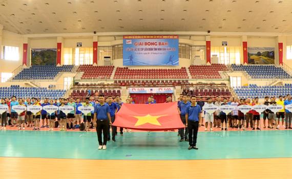 Khai mạc giải Bóng bàn các CLB Cúp Liên đoàn tỉnh Ninh Bình năm 2020