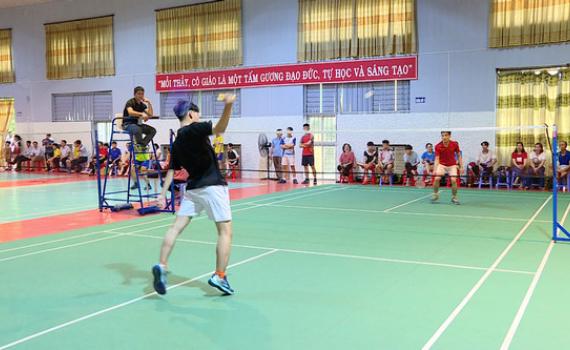 Khởi tranh các môn thể thao tại Hội khỏe Phù Đổng tỉnh Ninh Bình năm 2020