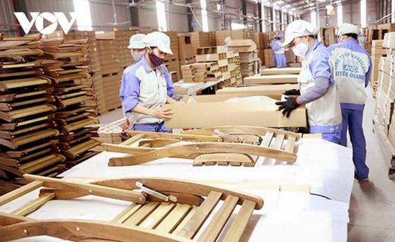 Kim ngạch xuất khẩu gỗ đạt gần 9 tỷ USD trong 9 tháng qua