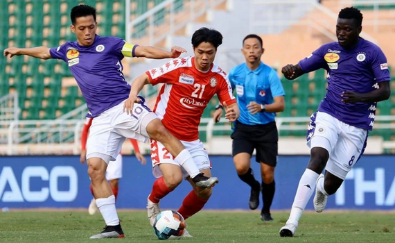 """Lịch thi đấu bán kết Cúp Quốc gia: Hà Nội FC """"đại chiến"""" CLB TPHCM"""