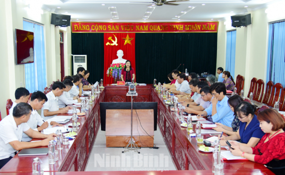 Nâng cao chất lượng tiêu chí các xã đạt chuẩn nông thôn mới tại huyện Yên Mô