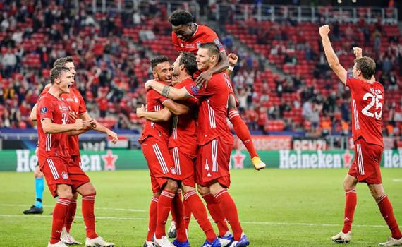 Nhọc nhằn đánh bại Sevilla sau 120 phút, Bayern đoạt Siêu cúp châu Âu