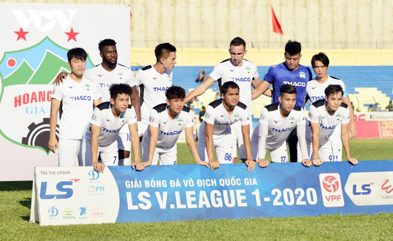 """Sếp HAGL """"đọc bài"""" của SLNA trước vòng 12 V-League 2020"""