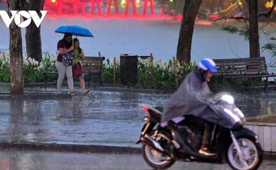 Thời tiết ngày 30/9: Hà Nội từ chiều tối nay có mưa dông
