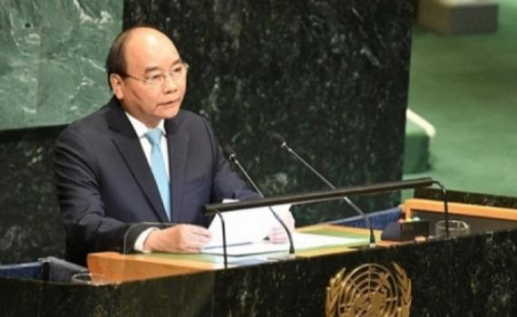 Toàn văn phát biểu của Thủ tướng tại phiên họp Cấp cao ĐHĐ LHQ kỷ niệm 75 năm thành lập