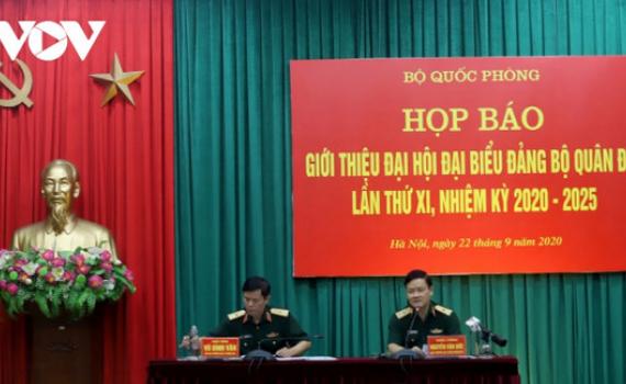 Tổng Bí thư, Chủ tịch nước sẽ dự Đại hội Đảng bộ Quân đội