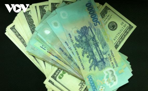 Tỷ giá trung tâm tiếp tục giảm, xuống còn 23.193 VND/USD
