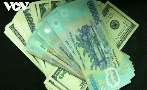 Tỷ giá trung tâm vẫn tiếp tục tăng, lên mức 23.223 VND/USD