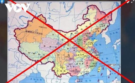Xử phạt 1 người Trung Quốc đăng tải bản đồ thể hiện sai chủ quyền lãnh thổ Việt Nam