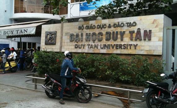 Xử phạt 2 cán bộ ĐH Duy Tân viết thư nặc danh bôi xấu các trường Đại học khác