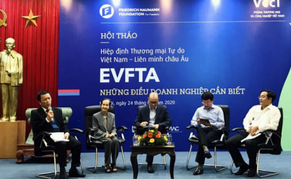 Xuất nhập khẩu đạt kết quả khả quan khi EVFTA thực thi