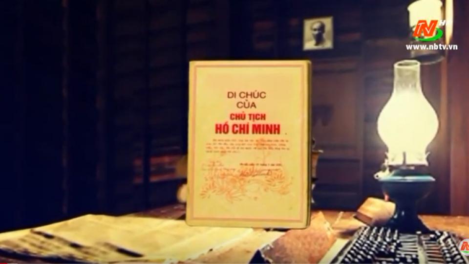50 năm thực hiện Di chúc của Chủ tịch Hồ Chí Minh-Tập 4:Chăm lo nâng cao đời sống nhân dân