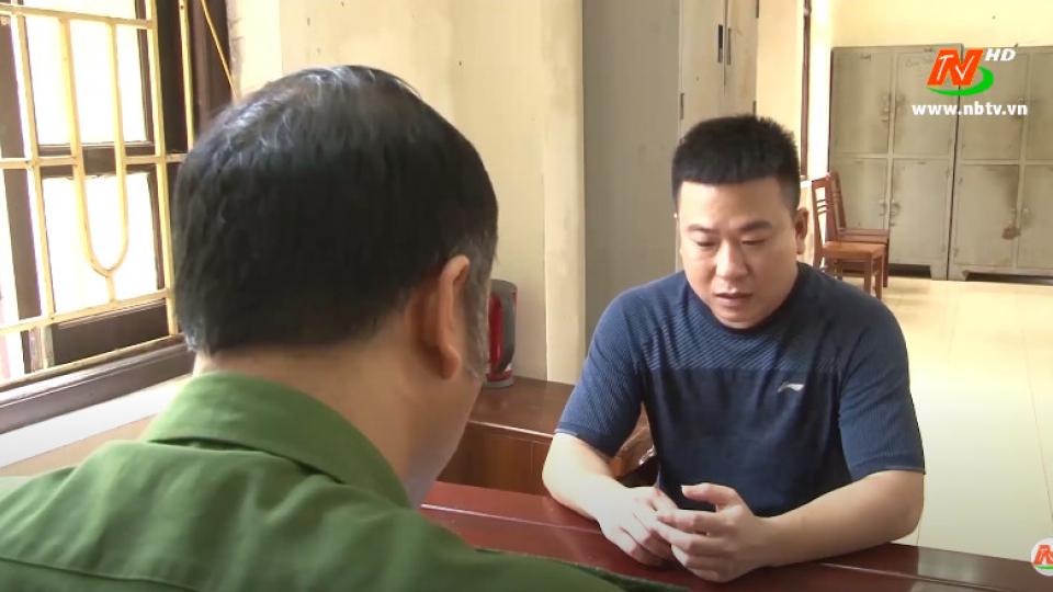 An ninh Ninh Bình - 09/7/2020