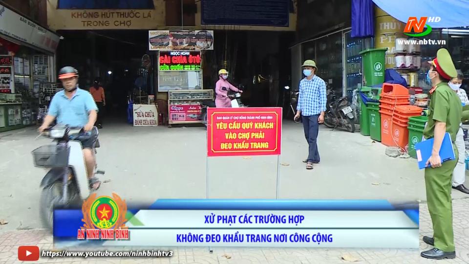 An ninh Ninh Bình - Tháng 5/2021