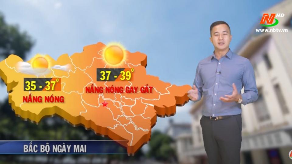 Bản tin Dự báo thời tiết mới nhất ngày - 10/07/2020
