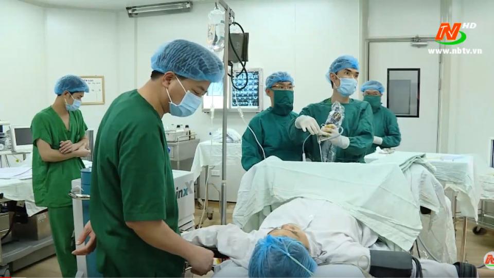 Khoa học kỹ thuật và Công nghệ: Ứng dụng kỹ thuật cao trong khám và điều trị bệnh