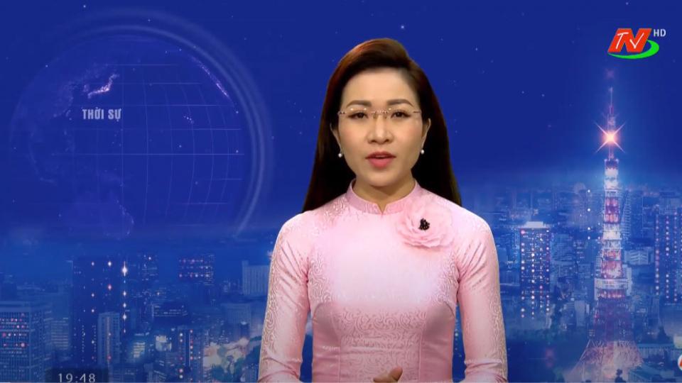 Thời sự Tối NinhBinhTV - 24/01/2021