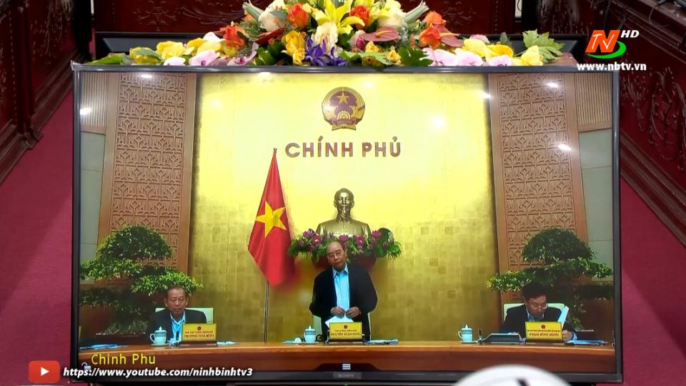 Thủ tướng Nguyễn Xuân Phúc chủ trì Hội nghị trực tuyến giải ngân vốn ODA, vốn vay ưu đãi nước ngoài