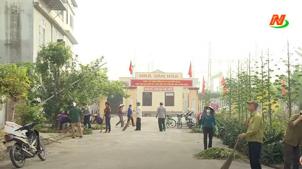 Truyền hình TP Ninh Bình: Hiệu quả từ phong trào thi đua CCB gương mẫu