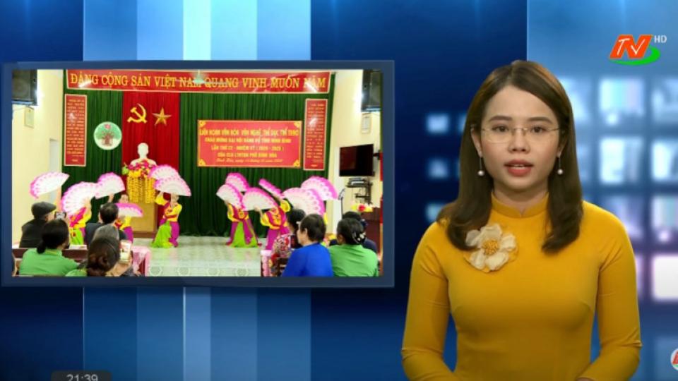 Truyền hình TP Ninh Bình: Phong trào thi đua tuổi cao gương sáng ở thành phố Ninh Bình
