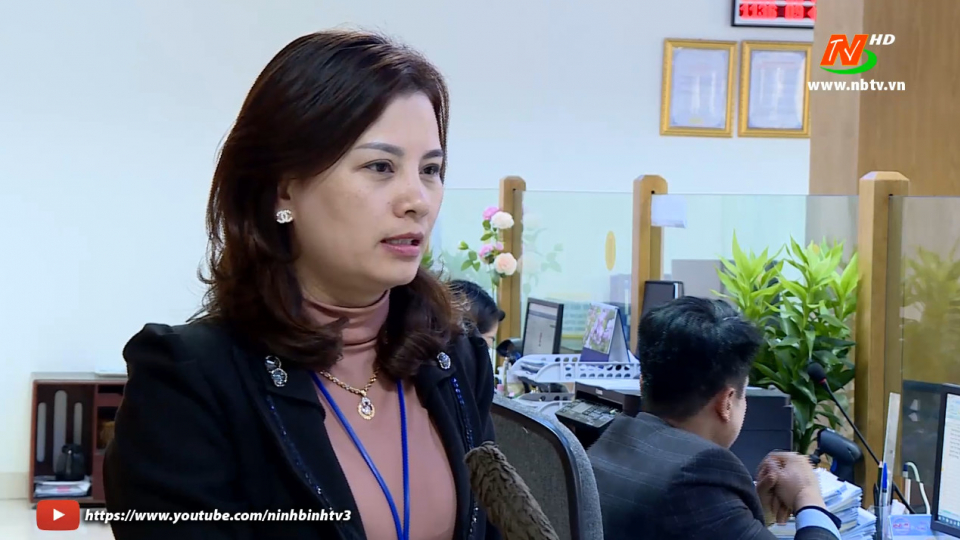 Truyền hình TP Ninh Bình: Thành phố Ninh Bình đẩy mạnh cải cách thủ tục hành chính