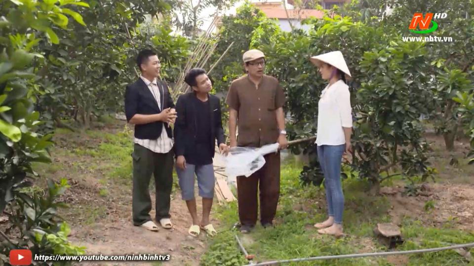 Tuyệt chiêu nhà nông_Tập 43: Bảo vệ những loài côn trùng có lợi trong vườn. Mô hình ba chị e: ngô, bí đỏ, đậu