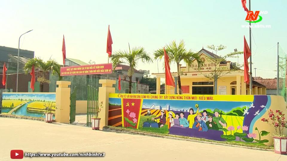 Xây dựng Nông thôn mới: Nông thôn mới Ninh Bình và những khát vọng đầu năm